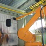 悬挂线+喷涂机器人